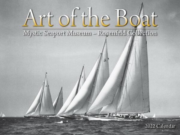 Art of the Boat Wall Calendar