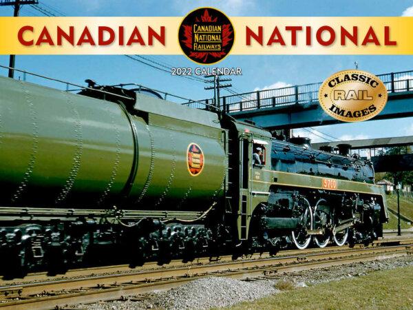 Canadian National Wall Calendar