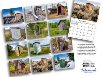 Classic Outhouses BC 34-2022