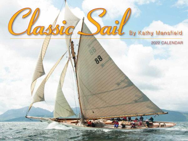 Classic Sail Wall Calendar