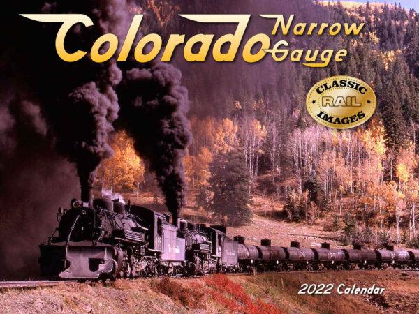 Colorado Narrow Gauge Wall Calendar