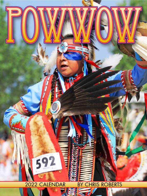 Powwow Wall Calendar