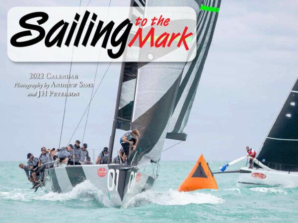 Sailing to the Mark Wall Calendar