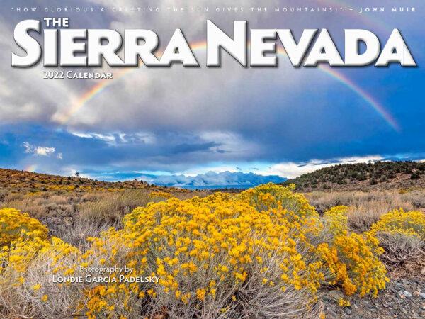 Sierra Nevada Wall Calendar