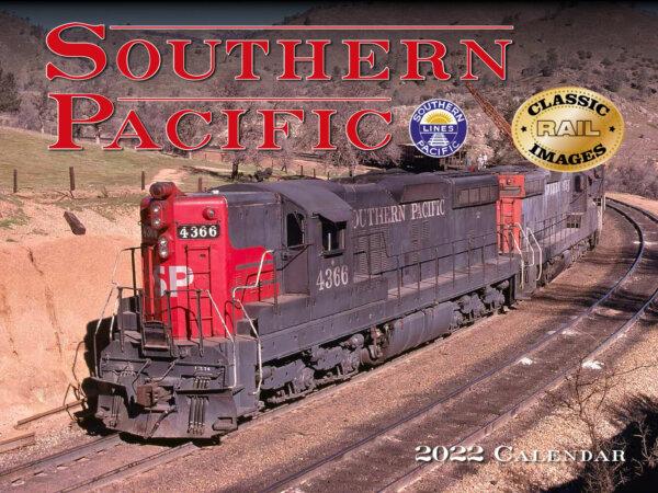 Southern Pacific Rail Wall Calendar