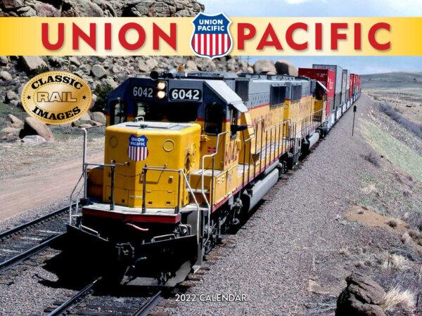 Union Pacific Train Wall Calendar