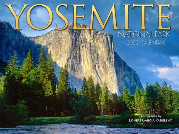 Yosemite National Park Wall Calendar